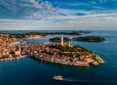 Rovigno, Croazia