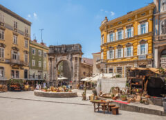 Pola, Croazia