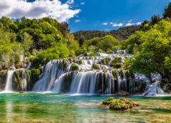 Parco nazionale della Krka (Cherca), Croazia