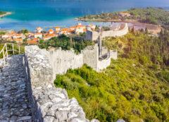 Ston, Croazia