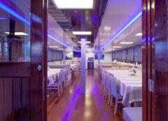 Nave da crociera – standard superior – ristorante