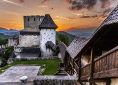 Castello di Celje, Slovenia