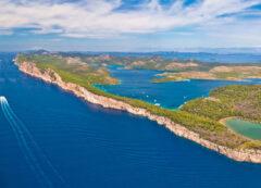 Arcipelago arcipelago delle isole Kornati, Croazia