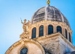 Cattedrale di San Giacomo di Sibenik (Sebennico), Croazia
