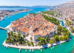 Trogir (Traù), Croazia