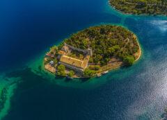Mljet (Meleda), Croazia