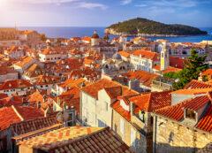 Dubrovnik (Ragusa), Croazia