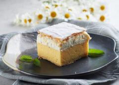 kremšnita, dolce sloveno